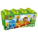 レゴ(LEGO)デュプロ みどりのコンテナデラックス 'どうぶつでんしゃ' 10863