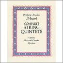 【輸入楽譜】モーツァルト, Wolfgang Amadeus: 弦楽五重奏曲全集
