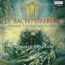【輸入盤】ダルベールによるピアノ編曲集 エマヌエレ・デルッキ