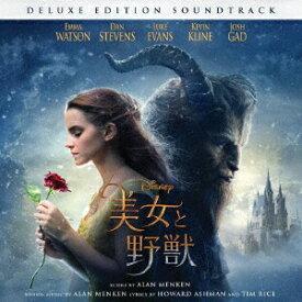 美女と野獣 オリジナル・サウンドトラック -デラックス・エディションー <英語版> [ (オリジナル・サウンドトラック) ]