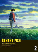 BANANA FISH Blu-ray Disc BOX 2(完全生産限定版)【Blu-ray】