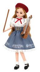 リカちゃん LW-19 バイオリンレッスン