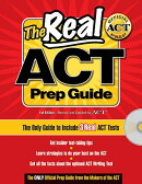 The Real ACT Prep Guide [With CDROM]