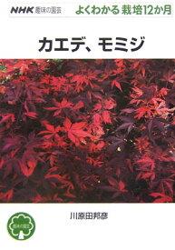 カエデ、モミジ (NHK趣味の園芸ーよくわかる栽培12か月) [ 川原田邦彦 ]