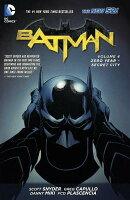Batman 4: Zero Year-Secret City