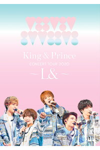 King&PrinceCONCERTTOUR2020~L&~(通常盤DVD)[King&Prince]
