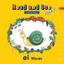 Jolly Phonics Read and See Pack 2 (in Print Letters)