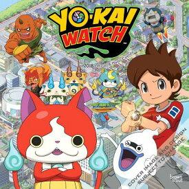 2018 Yo Kai Watch Wall Calendar CAL 2018-YO KAI WATCH WALL CAL [ Inc Browntrout Publishers ]