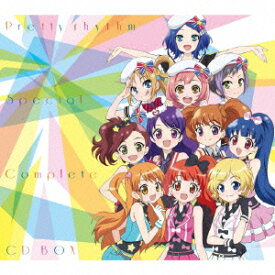 Pretty rhythm Special Complete CD BOX [ (アニメーション) ]