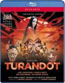 【輸入盤】Turandot: Serban Nanasi / Royal Opera House Lindstrom Berti 中村恵理 Aceto