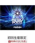 """【予約】【先着特典】三代目 J Soul Brothers LIVE TOUR 2016-2017 """"METROPOLIZ""""(初回生産限定)(オリジナルポスター付き)"""