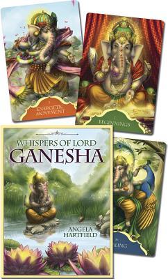 Whispers of Lord Ganesha WHISPERS OF LORD GANESHA [ Angela Hartfield ]