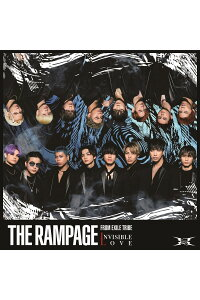 INVISIBLELOVE(CD+DVD)[THERAMPAGEfromEXILETRIBE]