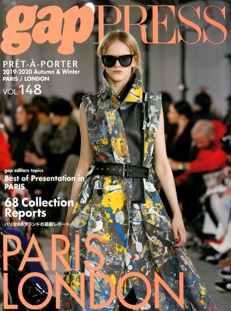 gap PRESS PRE^T-A`-PORTER(Vol.148) 2019-2020 Autumn & Winter PARI (gap PRESS Collections)