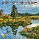 Lure of Fishing 2018 Calendar