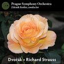 【輸入盤】ドヴォルザーク:交響曲第8番、R.シュトラウス:死と浄化 コシュラー&プラハ交響楽団