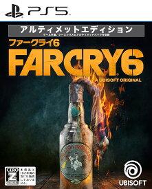 【特典】ファークライ6 アルティメットエディション PS5版(【初回生産限定封入特典】「リベルタードパック」プロダクトコード)