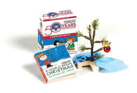 A Charlie Brown Christmas Kit: Book and Tree Kit [With Mini Christmas Tree, Mini Blanket & Ornament] PEANUTS CHARLIE BROWN XMAS KIT (Peanuts (Running Press)) [ Charles M. Schulz ]