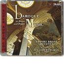【輸入盤】Empire Brass Quintet Baroque Music For Brass & Organ Kuhlman(Org) (Hyb)