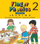 Finger Phonics 2: In Print Letters