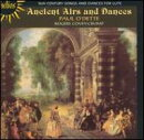 【輸入盤】Ancient Airs & Dances: O'dette(Lute), C-crump(T)