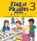 Finger Phonics 3: In Print Letters