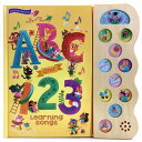 ABC and 123 Learning Songs ABC & 123 LEARNING SONGS-SOUND (Early Bird Song) [ Scarlett Wing ]