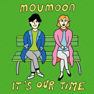 It's Our Time (CD+2DVD) [ moumoon ]