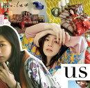 us (初回限定盤 CD+DVD)