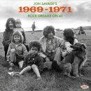 ジョン・サヴェージ選曲 ギター・ロック全開の1969-1971年