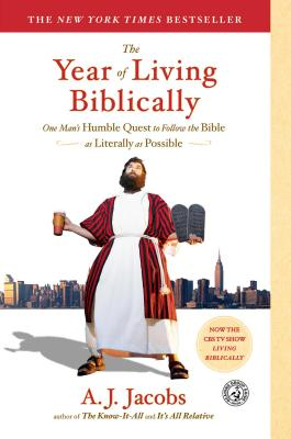 YEAR OF LIVING BIBLICALLY,THE(B) [ A. J. JACOBS ]