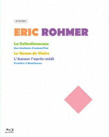 エリック・ロメール Blu-ray BOX 2【Blu-ray】 [ パトリック・ボーショー ]