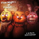 Five Nights at Freddy's Wall