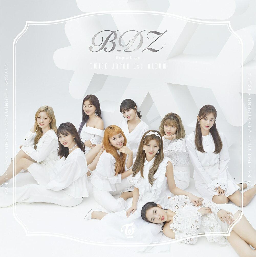 【先着特典】BDZ -Repackage- (スマホスタンド付き) [ TWICE ]