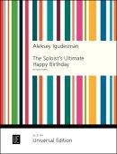 【輸入楽譜】イグデスマン, Aleksey: 2本のバイオリンのための「究極のハッピー・バースデー」: 演奏用スコア