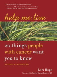 HelpMeLive,Revised:20ThingsPeoplewithCancerWantYoutoKnow