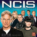 Ncis 2018 Wall Calendar: Based on the TV Series