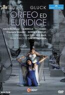 【輸入盤】『オルフェオとエウリディーチェ』全曲 パドリッサ演出、ニコリッチ&オーケストラ・バンダルト、ラチベ…