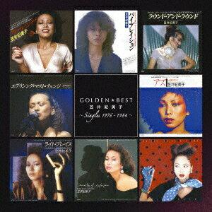 ゴールデン☆ベスト 笠井紀美子〜Singles 1976-1984〜 [ 笠井紀美子 ]