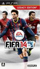 FIFA 14 ワールドクラス サッカー PSP版
