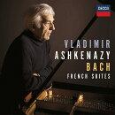 【輸入盤】フランス組曲全曲 ヴラディーミル・アシュケナージ(ピアノ)
