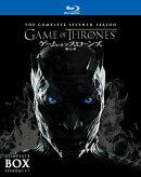 ゲーム・オブ・スローンズ 第七章:氷と炎の歌 ブルーレイ コンプリート・ボックス(6枚組)(初回限定生産)【Blu-ray…