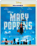 メリー・ポピンズ 50周年記念版 MovieNEX【Blu-ray】