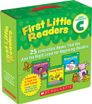 First Little Readers: Guided Reading, Level C: 25 Irresistible Books That Are Just the Right Level f