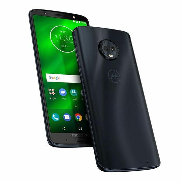 Motorola Moto G6 Plus Deep Indigo PAAT0026JP