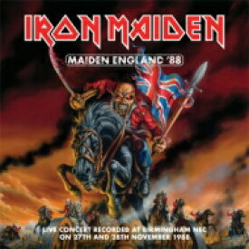 【輸入盤】Maiden England '88 [ IRON MAIDEN ]