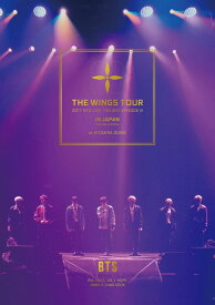 2017 BTS LIVE TRILOGY EPISODE 3 THE WINGS TOUR IN JAPAN ~SPECIAL EDITION~ at KYOCERA DOME(通常盤)【Blu-ray】 [ BTS(防弾少年団) ]