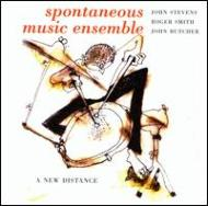 【輸入盤】NewDistance[SpontaneousMusicEnsemble]