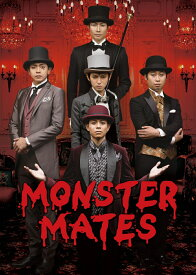TEAM NACS SOLO PROJECT MONSTER MATES【Blu-ray】 [ 本郷奏多 ]