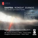 【輸入盤】Midnight Journeys: Shapira H.shaham(Vn) T.carroll(Vc) R.plane(Cl) R.gamba / Bbc National.o Of Wales Etc